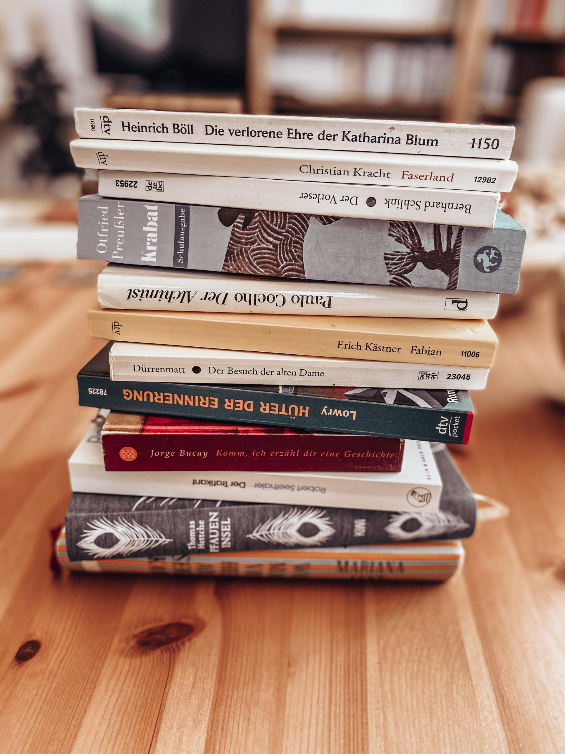 Bücher sind Liebe